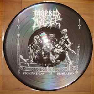 Morbid Angel - Abominations Of Desolation FLAC album