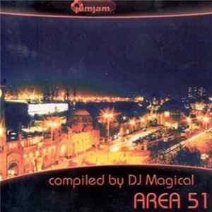 DJ Magical - Area 51 FLAC album