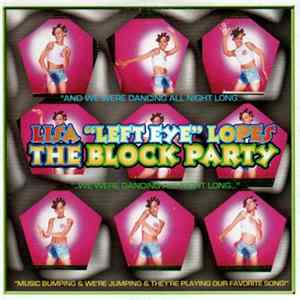 "Lisa ""Left Eye"" Lopes - The Block Party FLAC album"
