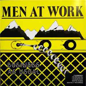 Men At Work - Business As Usual FLAC album