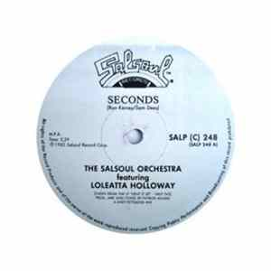 The Salsoul Orchestra Featuring Loleatta Holloway - Seconds FLAC album