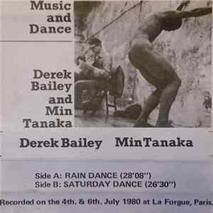 Derek Bailey And Min Tanaka - Music and Dance FLAC album