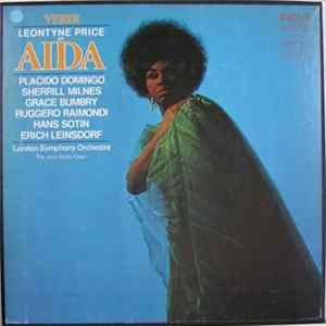 Giuseppe Verdi With Leontyne Price - Aida FLAC album