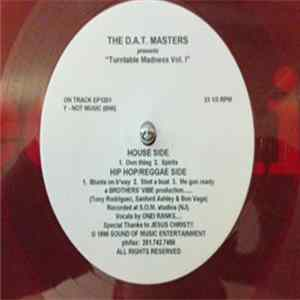 The D.A.T. Masters - Turntable Madness Vol.1 FLAC album