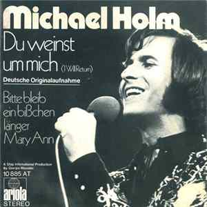 Michael Holm - Du Weinst Um Mich (I Will Return) FLAC album