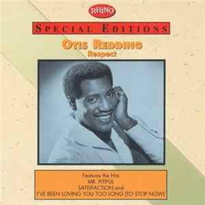 Otis Redding - Respect FLAC album
