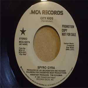 Spyro Gyra - City Kids FLAC album