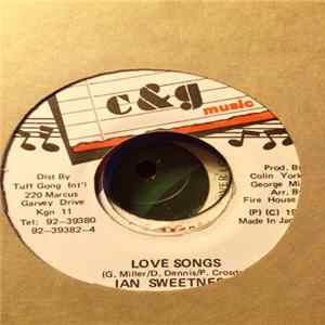 Ian Sweetness - Love Songs FLAC album