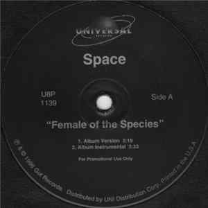 Space - Female Of The Species FLAC album