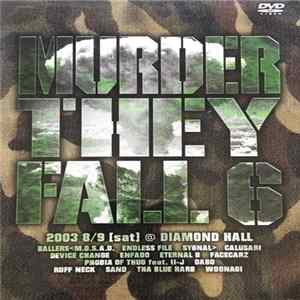 Various - Murder They Fall 6 FLAC album