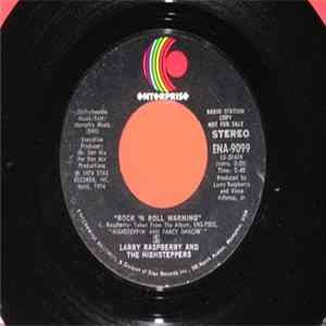 Larry Raspberry And The Highsteppers - Rock 'N Roll Warning FLAC album