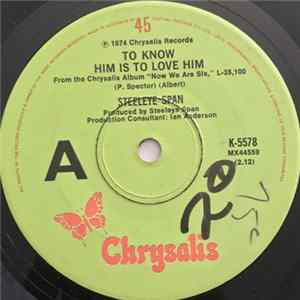 Steeleye Span - To Know Him Is To Love Him FLAC album
