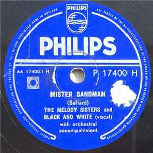 The Melody Sisters , Black And White - Mister Sandman / Capitano FLAC album