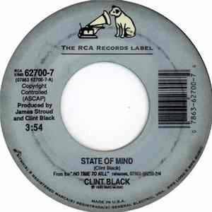 Clint Black - State Of Mind / Tuckered Out FLAC album