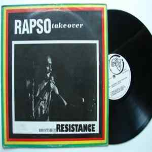 Brother Resistance - Rapso Take Over FLAC album