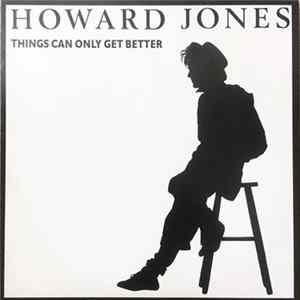 Howard Jones - Things Can Only Get Better FLAC album