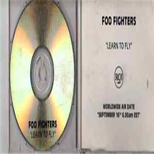 Foo Fighters - Learn To Fly FLAC album